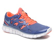 Wmns Free Run+ 2 Ext Sportschuhe in blau