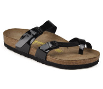 Mayari Sandalen in schwarz