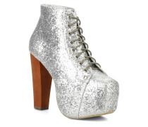 Lita Stiefeletten & Boots in silber