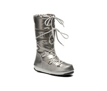 Soft Met Stiefel in silber