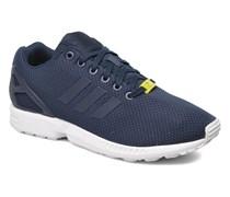Zx Flux Sneaker in blau