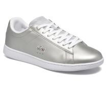 Carnaby Evo 117 3 Sneaker in silber