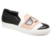 Kocktail Karl Slip On Sneaker in schwarz