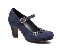 Chorus Music Pumps in blau