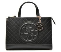Korry Satchel Handtaschen für Taschen in schwarz