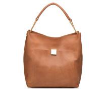 MS 911 Porté épaule Handtaschen für Taschen in braun