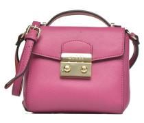 Aria Crossbody Flap Handtaschen für Taschen in rosa
