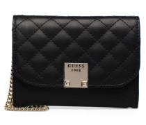 Portemonnaie 2 en 1 Double Date Rochelle Portemonnaies & Clutches für Taschen in schwarz