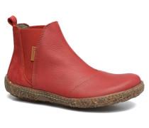 Nido Ella N786 Stiefeletten & Boots in rot