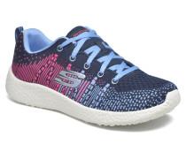 Burst Ellipse Sneaker in blau