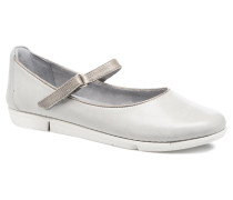Tri Axis Ballerinas in grau