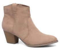 Amber Stiefeletten & Boots in grau
