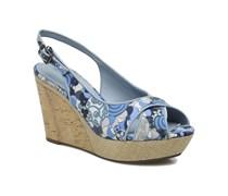 MINOUCHE Sandalen in blau