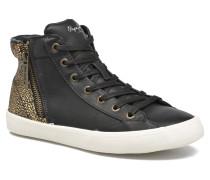 Clinton Break Sneaker in schwarz
