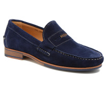 Conrad Penny Slipper in blau