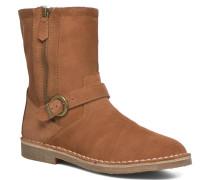 Koa Buckle Stiefeletten & Boots in braun