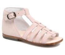 Hosmose Sandalen in rosa