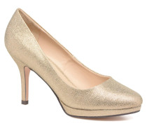 Yedra Pumps in goldinbronze
