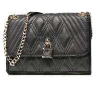 Shea Convertible Flap Handtaschen für Taschen in schwarz