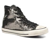 Chuck Taylor All Star Distressd Hi Sneaker in grau