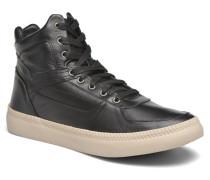 SSpaark Mid Sneaker in schwarz