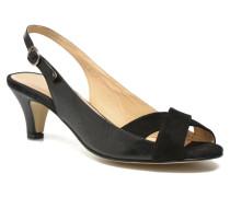 BAZOR Sandalen in schwarz