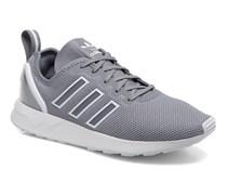 Zx Flux Adv Sneaker in grau