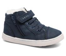 Jojo Zip Bootie Sneaker in blau