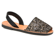 Mila Sandalen in schwarz