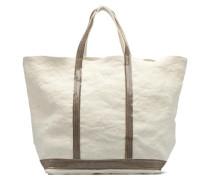 Cabas Lin paillettes M+ Handtaschen für Taschen in weiß
