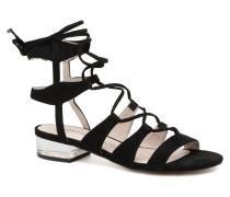 ORIGAN Sandalen in schwarz