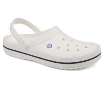 Crocband M Sandalen in weiß