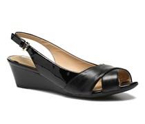 D FLORALIE B D62T4B Sandalen in schwarz