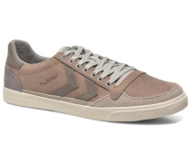 Ten Star Oiled Lo Sneaker in grau