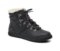 Edmonton 386 Sneaker in schwarz