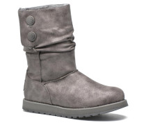 Keepsakes Rhodium Stiefel in grau