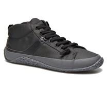 Capas K300011 Sneaker in schwarz
