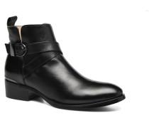 Alpaga Stiefeletten & Boots in schwarz