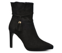 Hoodia Stiefeletten & Boots in schwarz