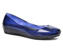 Lo Res Ballerinas in blau