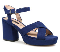 Isquina Sandalen in blau