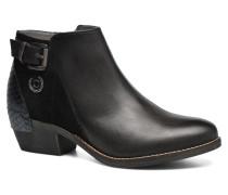 Lusie II Stiefeletten & Boots in schwarz