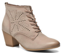 Rosa Stiefeletten & Boots in beige