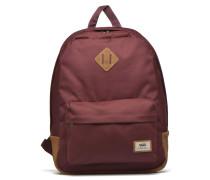 OLD SCHOOL PLUS Rucksäcke für Taschen in weinrot