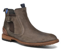 Georges Stiefeletten & Boots in grau