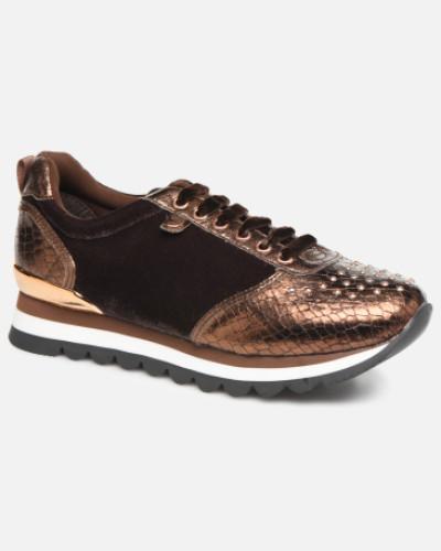 46521 Sneaker in goldinbronze