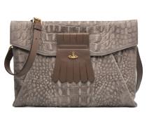 AMAZONIA Clutch Handtaschen für Taschen in grau