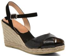 Camoa Sandalen in schwarz
