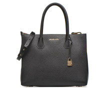 MERCER LG Convertible Satchel Handtasche in schwarz