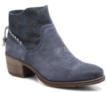 Florencia Stiefeletten & Boots in blau